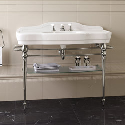 Melody Console | Wash basins | Devon&Devon
