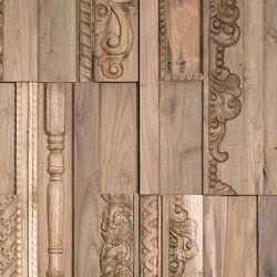 Phoenix | Pannelli legno | Wonderwall Studios