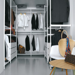 Slide | Walk-in wardrobes | Extendo