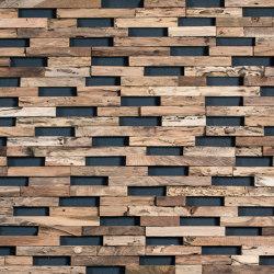 Train | Wood panels | Wonderwall Studios