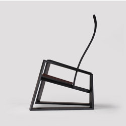independent fade lounger | Armchairs | Skram