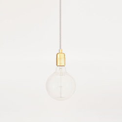 Atelier LED G125 Clear | Light bulbs | Frama
