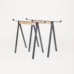 F56 Trestles oak | Tischgestelle | Frama