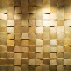 3D | Paneles metálicos | De Castelli