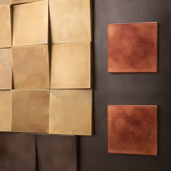 3D WALL | Metal sheets | De Castelli