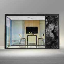 cube 4.0 | Room-in-room systems | Bosse