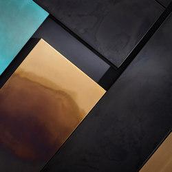 Scomposta & Boiserie | Plaques de métal | De Castelli