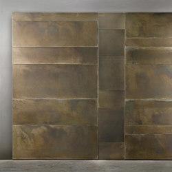 Scomposta | Paneles metálicos | De Castelli
