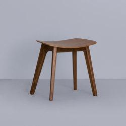 Morph Stool Wooden seat | Taburetes | Zeitraum