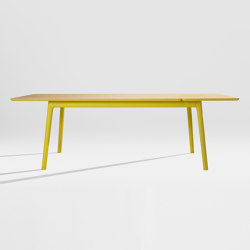 E8 Longue | Dining tables | Zeitraum