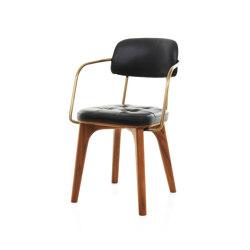 Utility Armchair U | Chairs | Stellar Works