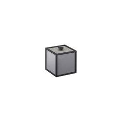 Frame 10 dark grey | Storage boxes | by Lassen