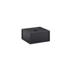 Frame 14 black ash | Storage boxes | by Lassen