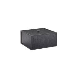 Frame 20 black ash | Storage boxes | by Lassen