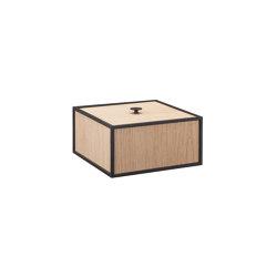 Frame 20 oak | Storage boxes | by Lassen