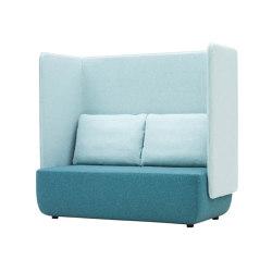 OPERA Sofa - High | Sofas | SOFTLINE
