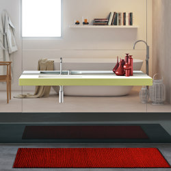 Depth Laminate Basin | Wash basins | LAGO