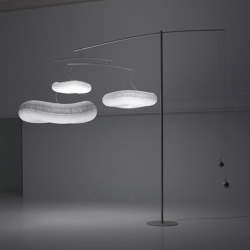 cloud mast | Free-standing lights | molo