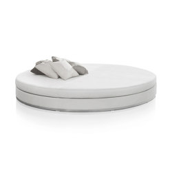 Slim Round daybed | Seating islands | Expormim