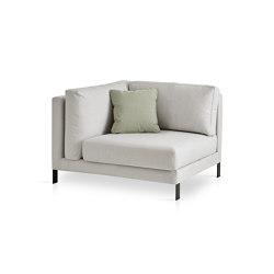 Slim Corner module | Sofas | Expormim