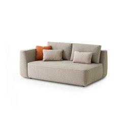 Plump Left corner module | Sofas | Expormim