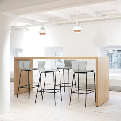 Meeting table | Mesas altas | Magnus Olesen