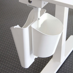 SetUpIT with pull-out pen drawer complete | Waste baskets | Götessons
