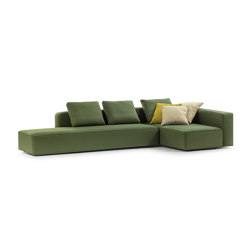 DANDY Sofa Composition L | Divani | Roda
