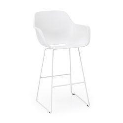 Captain's high Sliding Chair | Bar stools | extremis