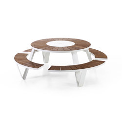 Pantagruel picnic | Tables and benches | extremis