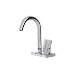 Fluid F3851 | Mezclador para lavabo | Grifería para lavabos | Fima Carlo Frattini