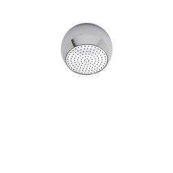Sfera F2340/1 | Ceiling mounted brass showerhead | Shower controls | Fima Carlo Frattini