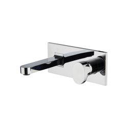 Next F3951X5 | Monobloc para lavabo empotrado | Grifería para lavabos | Fima Carlo Frattini