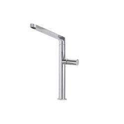 Nomos Go F4161/H | Sleeve wash basin mixer | Wash basin taps | Fima Carlo Frattini