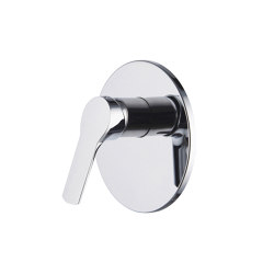 Serie 4 F3769X1 | Single lever bath and shower mixer for concealed installation | Shower controls | Fima Carlo Frattini