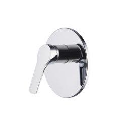 Serie 4 F3769X1 | Mezclador empotrado para ducha | Grifería para duchas | Fima Carlo Frattini