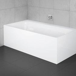 BetteLux IV/V Silhouette Side | Bathtubs | Bette