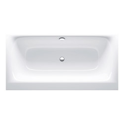 BetteLux IV/V Silhouette Side | Bathtubs | Bette