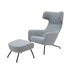 HAVANA - High with Footstool | Sillones | SOFTLINE