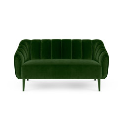 Houston | Two Seat Sofa | Divani | MUNNA