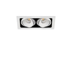 Twist Double | wt | Recessed ceiling lights | ARKOSLIGHT
