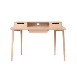 Treviso | Desk Oak | Bureaux | L.Ercolani