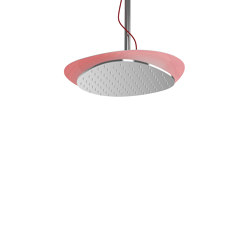Cloud F2652 | Ceiling mounted stainless steel showerhead | Shower controls | Fima Carlo Frattini
