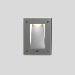 STREAMCUT WALL | Outdoor recessed wall lights | XAL