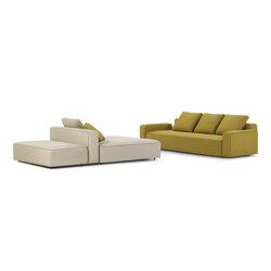 DANDY 2 Seater Sofa | Sofas | Roda