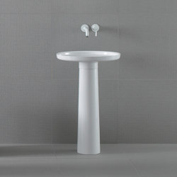 Bowl Freestanding Topsolid Washbasin | Wash basins | Inbani