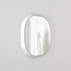Fluent Mirror with frame | Bath mirrors | Inbani