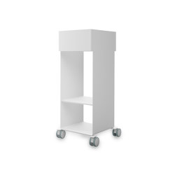 Hold office | Pedestals | Systemtronic