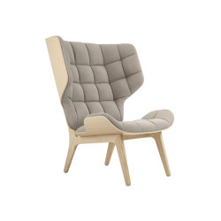 Mammoth Chair, Natural / Canvas Washed Beige 05 | Armchairs | NORR11