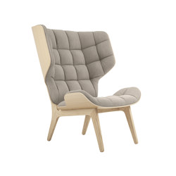 Mammoth Chair, Natural / Canvas Washed Beige 05 | Poltrone | NORR11